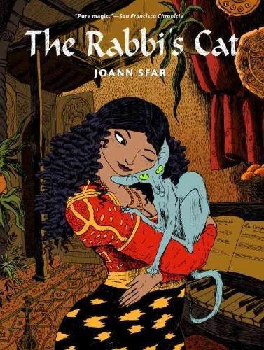 9780375714641: The Rabbi's Cat (Pantheon Graphic Novels)