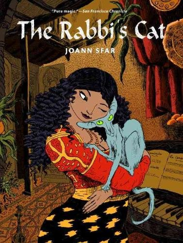 9780375714641: The Rabbi's Cat (Pantheon Graphic Novels)