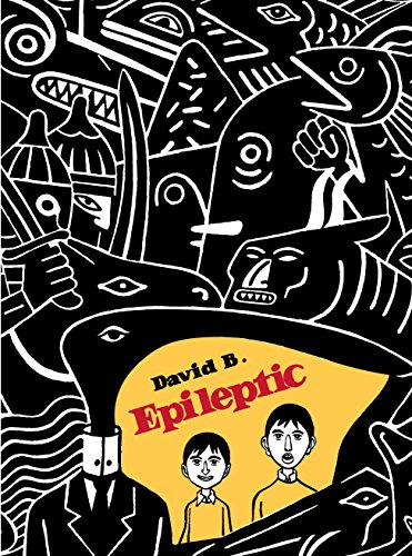 9780375714689: Epileptic (Pantheon Graphic Novels)