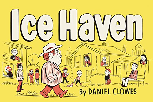 9780375714696: Ice Haven (Pantheon Graphic Novels)