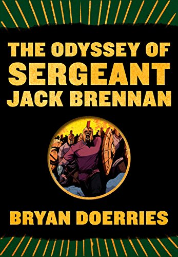 9780375715167: The Odyssey of Sergeant Jack Brennan (Pantheon Graphic Novels)