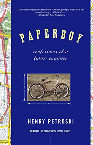9780375718984: Paperboy: Confessions of a Future Engineer