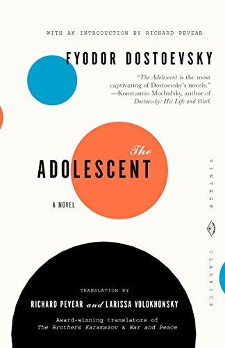 9780375719004: The Adolescent (Vintage Classics)