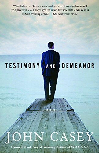 9780375719301: Testimony and Demeanor