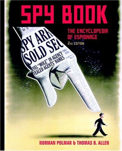 9780375720253: Spy Book: The Encyclopedia of Espionage
