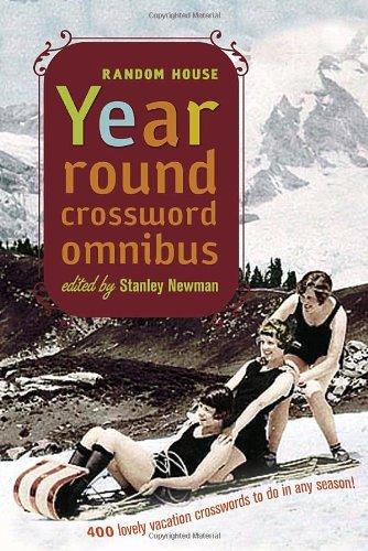 9780375722011: Random House Year Round Crossword Omnibus (Newsday)