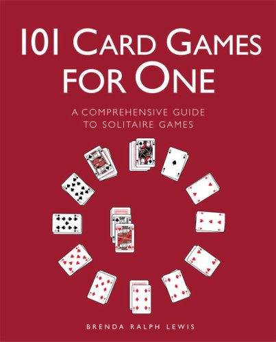 9780375722349: 101 Card Games for One: A Comprehensive Guide to Solitaire Games