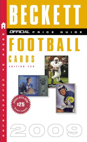 The Official Beckett Price Guide to Football: Beckett, Dr. James