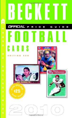 Beckett Official Price Guide to Football Cards: Beckett, Dr. James