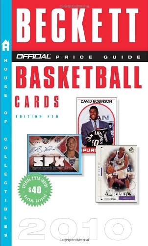 Beckett Official Price Guide to Basketball Cards: Beckett, Dr. James