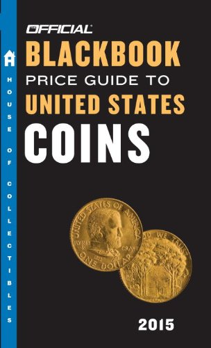 9780375723506: Official 2015 Blackbook Price Guide to United States Coins