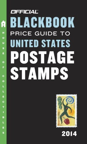 9780375723605: The Official Blackbook Price Guide to United States Postage Stamps 2014, 36th Edition
