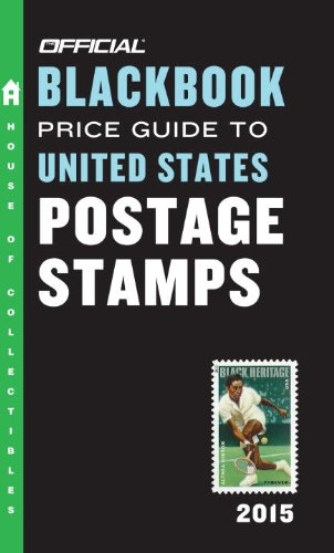 9780375723629: The Official Blackbook Price Guide to United States Postage Stamps 2015, 37th Edition