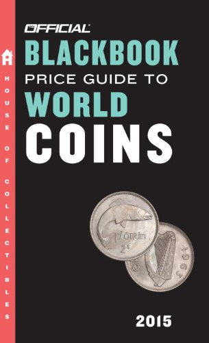 9780375723681: The Official Blackbook Price Guide to World Coins 2015, 18th Edition
