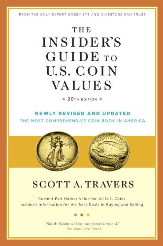 9780375723704: The Insider's Guide to U.S. Coin Values, 20th Edition