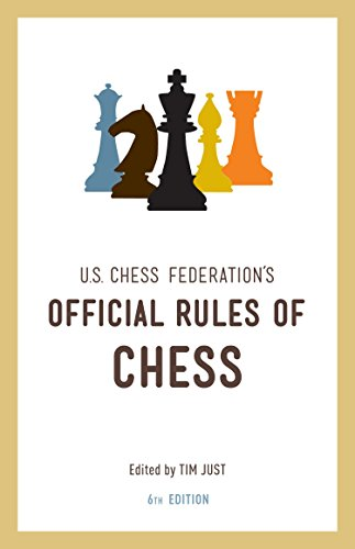 9780375724008: United States Chess Federation's Official Rules of Chess, Sixth Edition