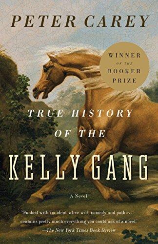 9780375724671: True History of the Kelly Gang: A Novel