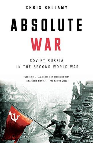 9780375724718: Absolute War: Soviet Russia in the Second World War