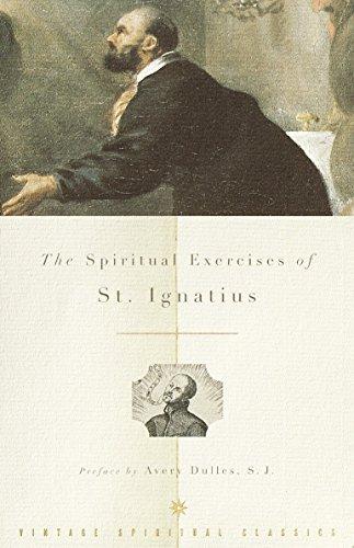 9780375724923: The Spiritual Exercises of St. Ignatius (Vintage Spiritual Classics)