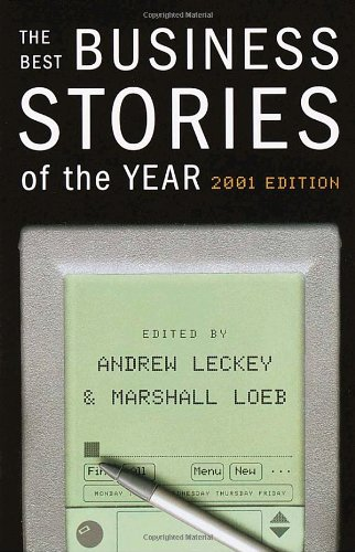 9780375725005: The Best Business Stories of the Year: 2001 Edition