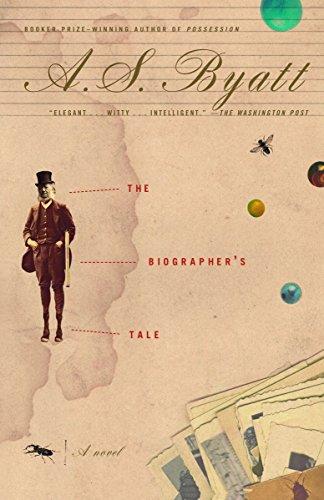 9780375725081: The Biographer's Tale (Vintage International)