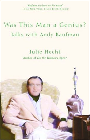 9780375725203: Was This Man a Genius?: Talks With Andy Kaufman
