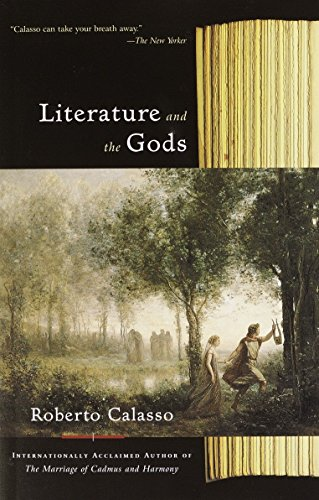9780375725432: Literature and the Gods (Vintage International)