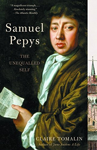 Samuel Pepys: The Unequalled Self: Tomalin, Claire