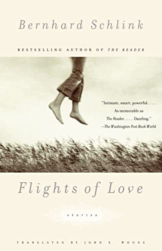 9780375725555: Flights of Love: Stories
