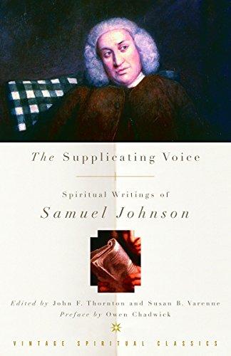 9780375725678: The Supplicating Voice: The Spiritual Writings of Samuel Johnson