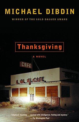 9780375726071: Thanksgiving (Vintage Crime/Black Lizard)