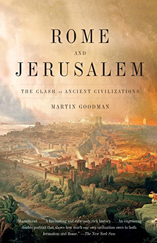 9780375726132: Rome and Jerusalem: The Clash of Ancient Civilizations