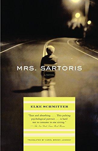9780375726149: Mrs. Sartoris