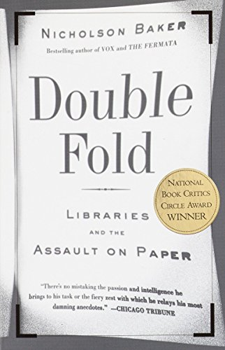 9780375726217: Double Fold: Libraries and the Assault on Paper