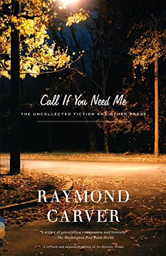 9780375726286: Call If You Need Me: The Uncollected Fiction and Other Prose