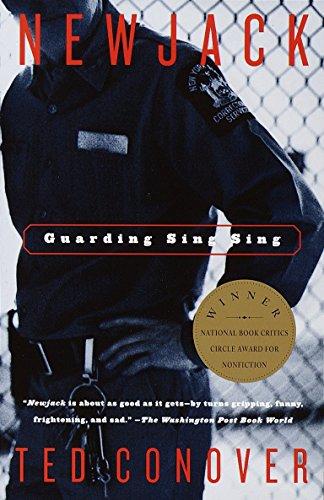 9780375726620: Newjack: Guarding Sing Sing