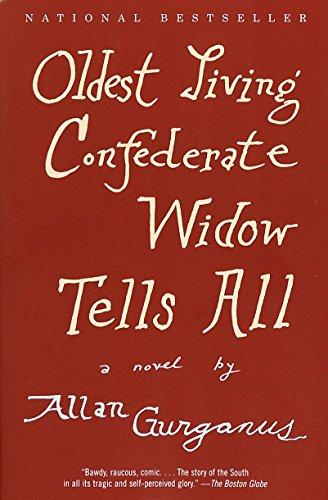 9780375726637: Oldest Living Confederate Widow Tells All: A Novel