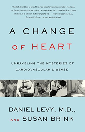 9780375727047: Change of Heart: Unraveling the Mysteries of Cardiovascular Disease