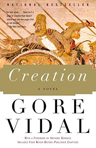9780375727054: Creation: A Novel