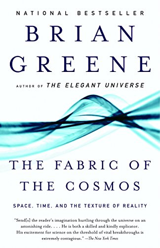 9780375727207: The Fabric of the Cosmos: Space, Time, and the Texture of Reality