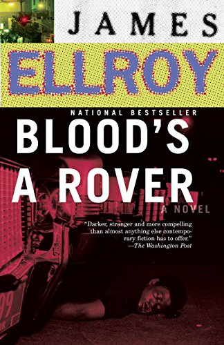 9780375727412: Blood's a Rover