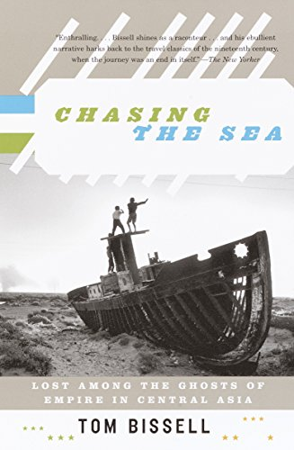 9780375727542: Chasing The Sea: Being a Narrative of a Journey Through Uzbekistan, Including Descriptions of Life Therein, Culminating with an Arrival at the Aral Sea, the World's Wo