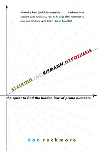 9780375727726: Stalking the Riemann Hypothesis: The Quest to Find the Hidden Law of Prime Numbers