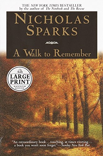 9780375728006: A Walk to Remember