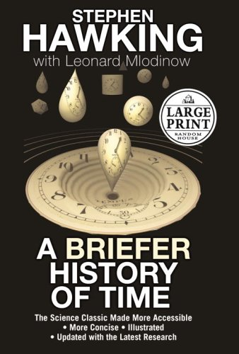 9780375728334: A Briefer History of Time (Random House Large Print Nonfiction)