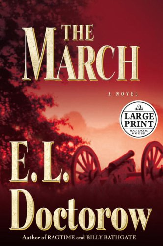 9780375728488: The March: A Novel (Random House Large Print)
