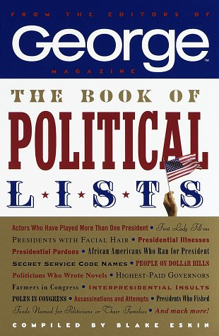 9780375750113: The Book of Political Lists