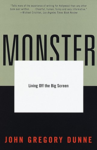 9780375750243: Monster: Living Off the Big Screen