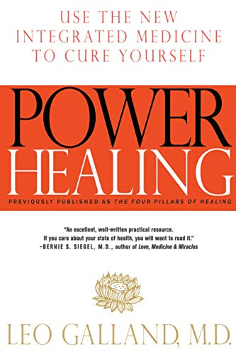 9780375751394: Power Healing: Use the New Integrated Medicine to Cure Yourself