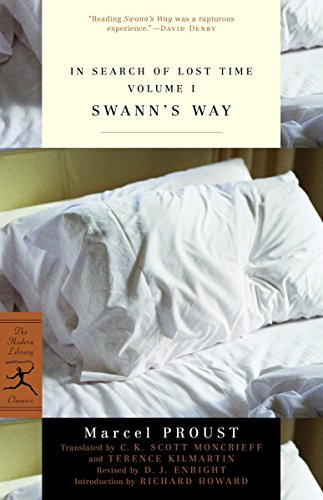 9780375751547: In Search of Lost Time: Swann's Way, Vol. 1
